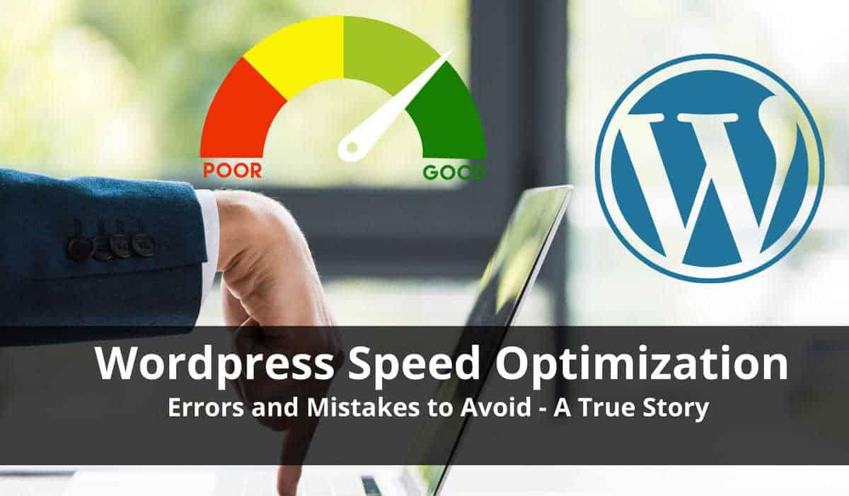 wordpress-optimization-truestory-failure
