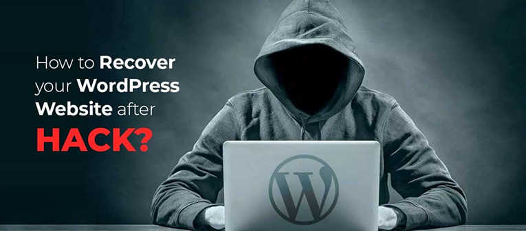 Wordpress Hacked site